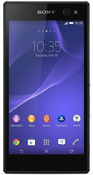 SONY XPERIA C3 (D2502) 8GB BLACK