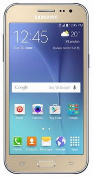 SAMSUNG GALAXY J2 (J200FD) 8GB GOLD