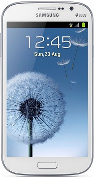 SAMSUNG I9082 GALAXY GRAND DUOS ELEGANT WHITE