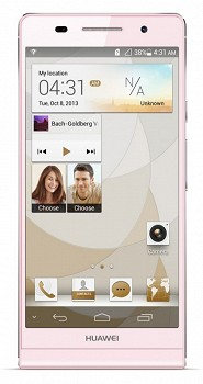 HUAWEI ASCEND P6 8GB PINK