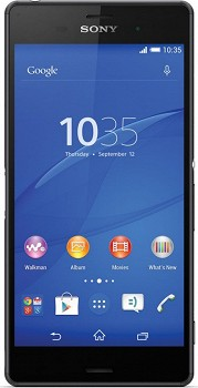 SONY XPERIA Z3 (D6633) 16GB BLACK