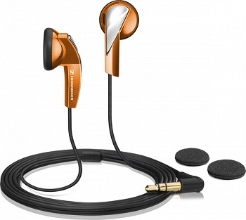 SENNHEISER MX 365 ORANGE