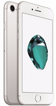 APPLE IPHONE 7 128GB LTE SILVER
