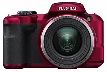 FUJIFILM FINEPIX S8600 RED