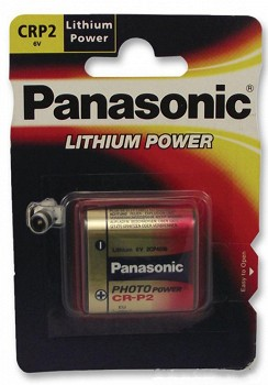 PANASONIC CR-P2L/1BP
