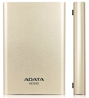 A-DATA HC500 1TB GOLDEN
