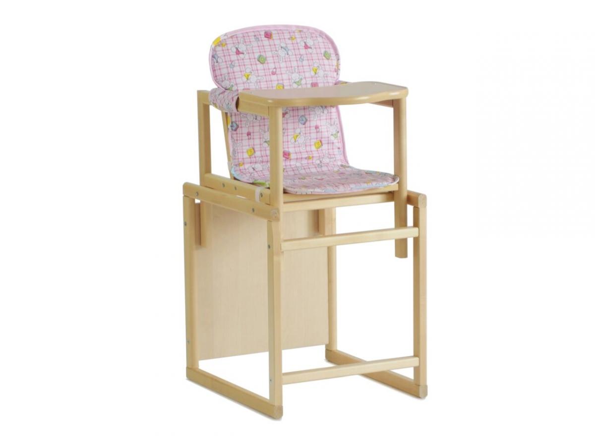 ბავშვის სკამ-მაგიდა SKV COMPANY ტრანსფორმერი (4680003271445)