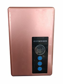 INSTANT  HEATING ELECTRIC WATER HEATER 6500W MINI
