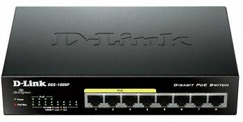 D-LINK DES-1008P/C1