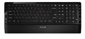 DELUX K1900U BLACK