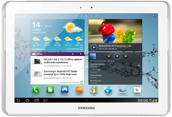SAMSUNG GALAXY TAB 2 10.1 (GT-P5100ZWACAC) 16GB WHITE
