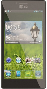 LG OPTIMUS GJ (E975W) 16GB BLACK