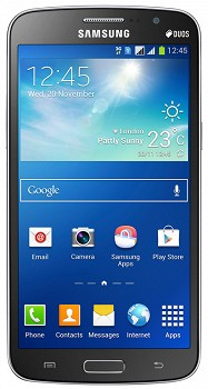 SAMSUNG G7102 GALAXY GRAND 2 BLACK