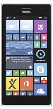 NOKIA LUMIA 730 8GB WHITE