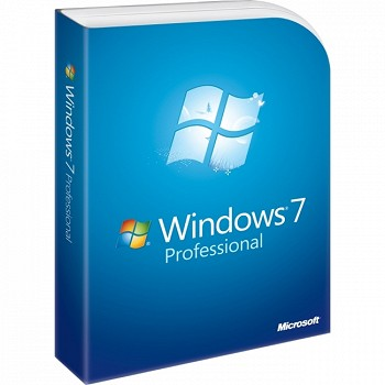MICROSOFT WINDOWS 7 SP1 PROFESSIONAL 64BIT EN 1PK (FQC-08289)