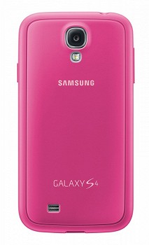 SAMSUNG GALAXY S4 PROTECTIVE BACK COVER PINK