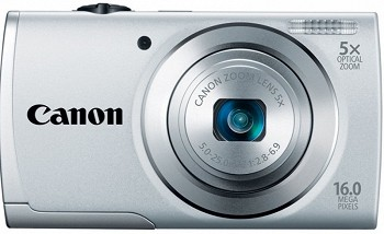 CANON A2500 IS SILVER