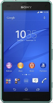 SONY XPERIA Z3 COMPACT (D5803) 16GB GREEN