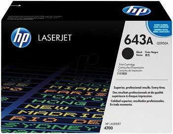 HP 643A (Q5950A)