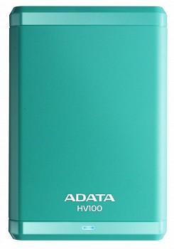ADATA HV100 HDD USB 3.0 1 TB BLUE (AHV100-1TU3-CBL)