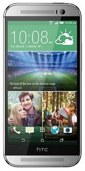 HTC ONE M8 DUAL SIM SILVER