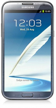 SAMSUNG N7100 GALAXY NOTE II TITAN GRAY 16 GB
