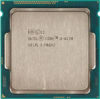 INTEL CORE I3 4170 (3 MB ქეშ მეხსიერება, 3.7 GHZ) BOX