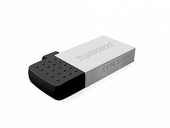 TRANSCEND JETFLASH 380 16 GB SILVER