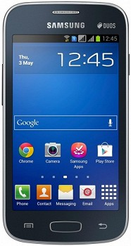 SAMSUNG S7262 GALAXY STAR PLUS BLACK