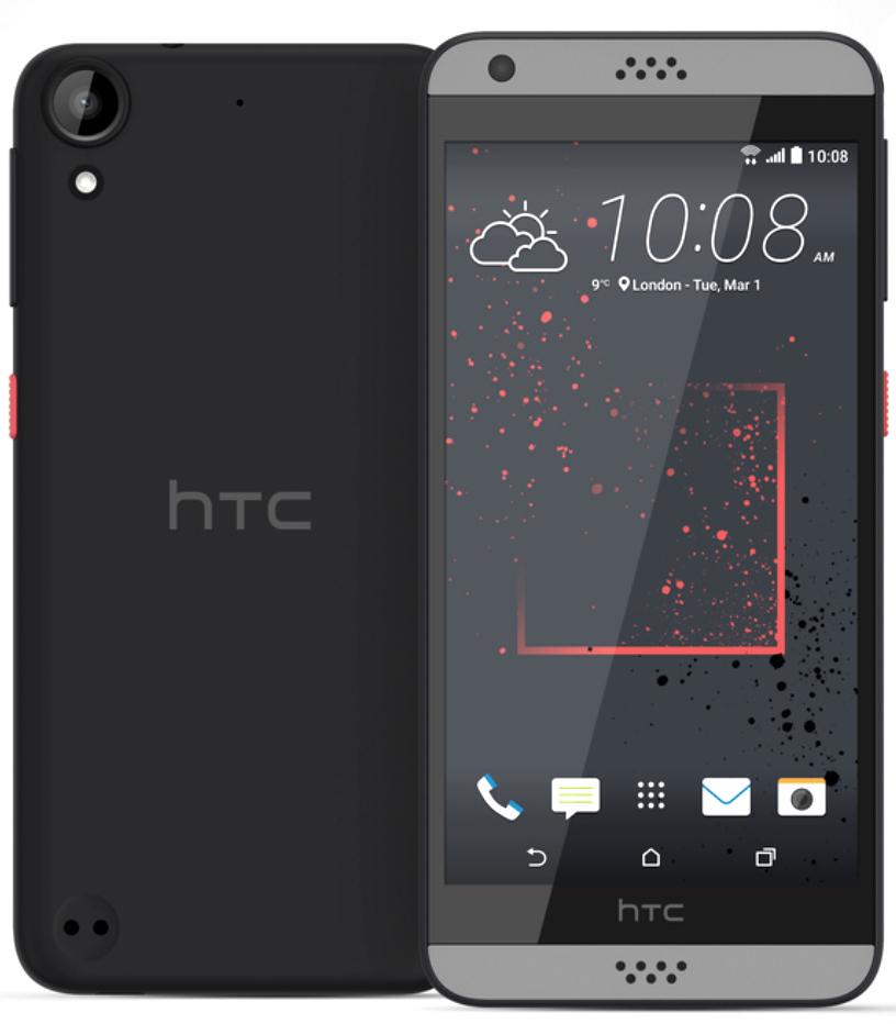HTC DESIRE 530 16GB LTE DARK GRAY