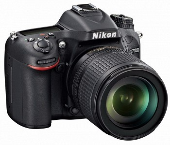 NIKON D7100 + KIT 18-105MM VR