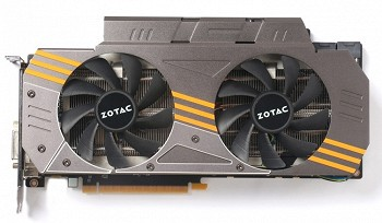 ZOTAC GEFORCE GTX 980 AMP! OMEGA EDITION (ZT-90202-10P) 4 GB GDDR5