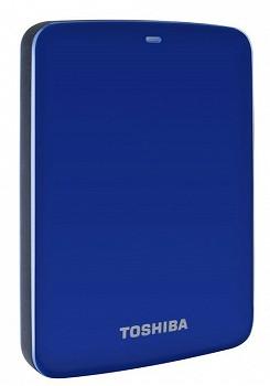 TOSHIBA STOR.E CANVIO V7 2.5