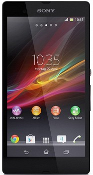 SONY XPERIA Z (C6603) 16GB BLACK