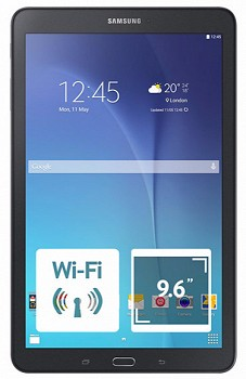 SAMSUNG GALAXY TAB E 9.6 (T560) 8GB BLACK