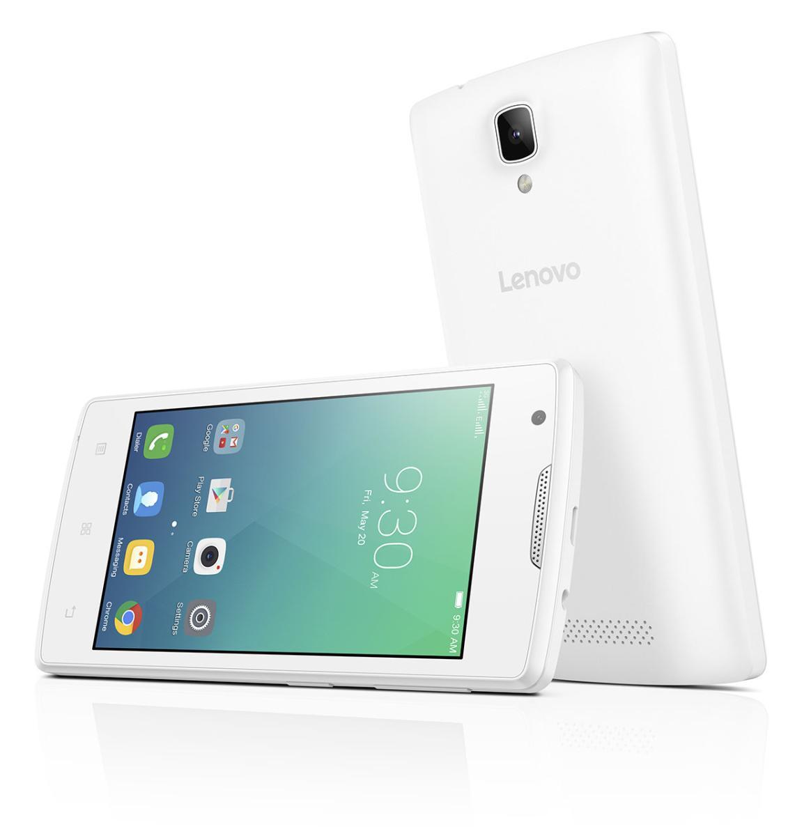 LENOVO A1000M 2SIM WHITE