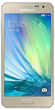 SAMSUNG GALAXY A3 (SM-A300H/DS) 16GB GOLD