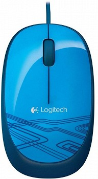 LOGITECH M105 BLUE