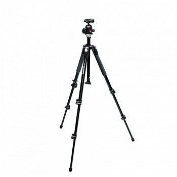 MANFROTTO TR190XDB+HD804RC2
