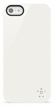 BELKIN IPHONE 5 CASE WHITE (F8W159VFC01)