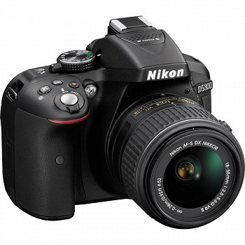 NIKON D5300 18-55 VR II KIT