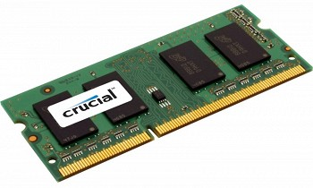 CRUCIAL 4GB DDR3 1600MHz  (CT51264BF160BJ)