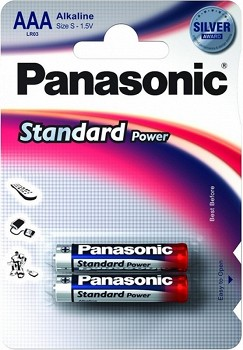 PANASONIC STANDARD POWER (LR03SPS/2BP)