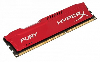 KINGSTON HYPERX FURY 8 GB DDR3 1866MHZ (HX318C10FR/8)