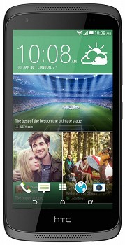 HTC DESIRE 526G + 8GB STEALTH BLACK