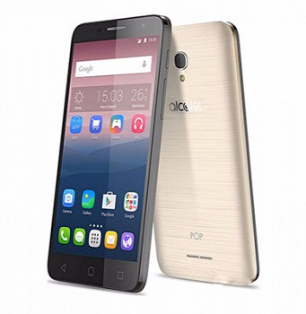 ALCATEL POP 4 5051D GREY METALIC GOLD