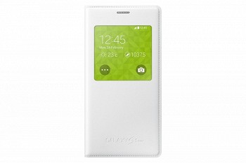 SAMSUNG GALAXY S5 MINI S VIEW WHITE (EF-CG800BWEGRU)