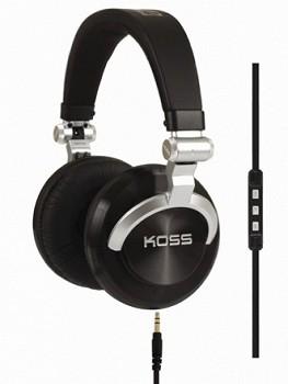 KOSS FULL SIZE HEADPHONES (PRODJ200)