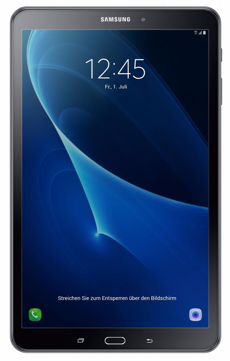 SAMSUNG GALAXY TAB A 10.1 2016 (SM-T585) LTE 16GB BLACK