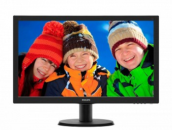 PHILIPS 233V5QHABP/00 FULL HD LED 23